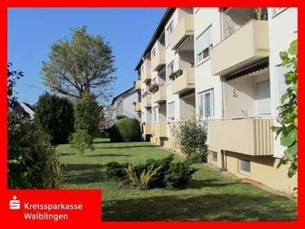 Freie 3-Zimmer-Wohnung in attraktiver Stadtlage von Fellbach