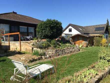 Einfamilienhaus mit Garten in ruhiger Lage, freistehend, in Leinach