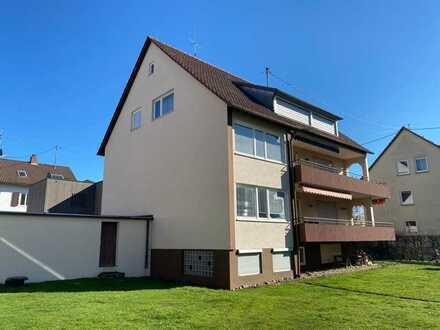 Gut aufgeteilte 4 Zimmer-Dachgeschoßwohnung mit Balkon in gefragter Lage