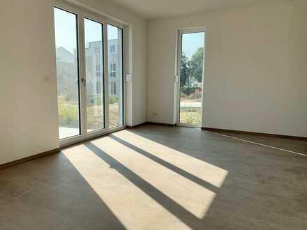 Neubau Erstbezug Doppelhaushälfte mit 5-Zimmern, 2 Außenstellplätzen, EBK uvm.
