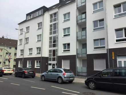 Barrierefreie 2-Raumwohnung mit kleinem Balkon