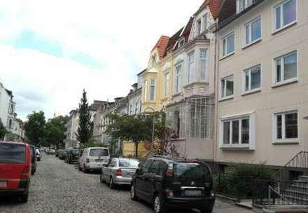 Wohnen in der Neustadt - mit Garten