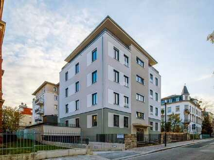 www.r-o.de +++ Für gehobene Ansprüche - Kleine lichtdurchflutete 4-Zimmerwohnung mit Balkon