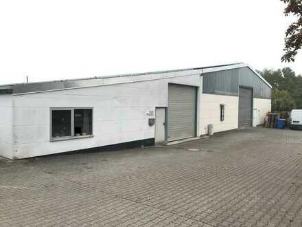Lager-/Gewerbefläche, 1150qm, in Sulzheim, 1 km von Wörrstadt ab 01.01.2021 -provisionsfrei -