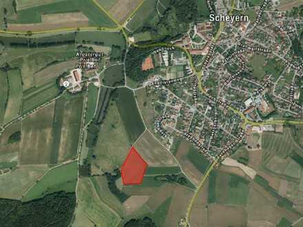 Landwirtschaftliche Flächen bei Scheyern zu verkaufen!