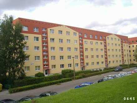 Schöne 2-Raumwohnung in Bergen-Süd mit Balkon