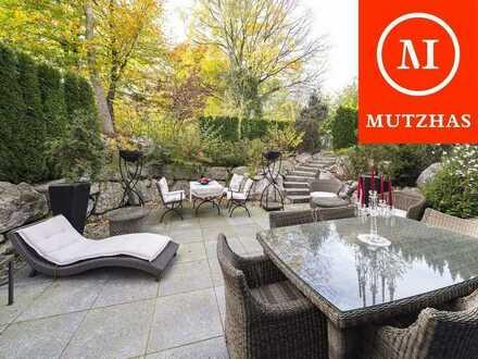 MUTZHAS - Außergewöhnliches Luxus-Loft im Botschaftsviertel Bogenhausens