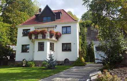 Imposantes Anwesen: Villa, Nebengebäude, Garagen, großer Außenpool, Platz für mehrere Generationen