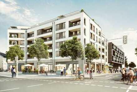 Urban leben am Stobäusplatz - Moderne Designwohnung mit sonniger Gartenterrasse