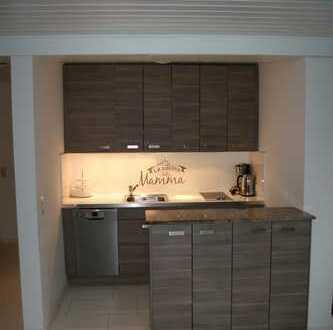 Sehr gepflegte Wohnung mit drei Zimmern und Einbauküche in Dotternhausen
