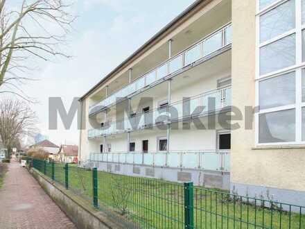Modern und hell: Gepflegte 3-Zi.-Wohnung mit Stellplatz in ruhiger und naturnaher Lage