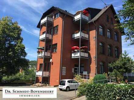 Top-Seniorenwohnung mit Blick über Bad Marienberg! Betreutes Wohnen mit Arztpraxis im Haus!
