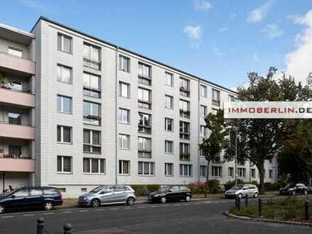 IMMOBERLIN: Sonnendurchflutete Westend-Wohnung nahe Brixplatz