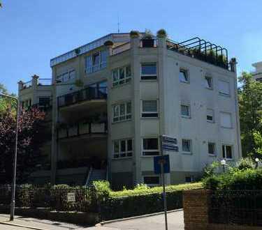 Exklusive, modernisierte Penthouse-Maisonette-Wohnung in Bestlage Wiesbaden für Kapitalanleger