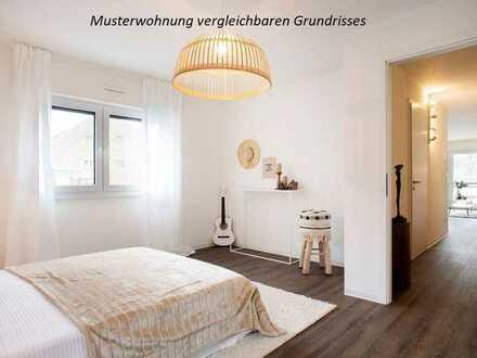 *Wohnen mit Weitblick über Trier - 2-Zimmer Wohnung mit toller Aussicht* WBS erforderlich!