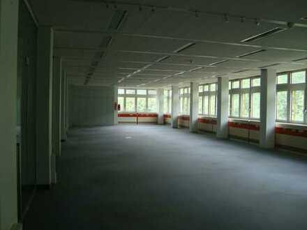 Flexibel gestaltbare Büroetage in Bad Berneck zu vermieten