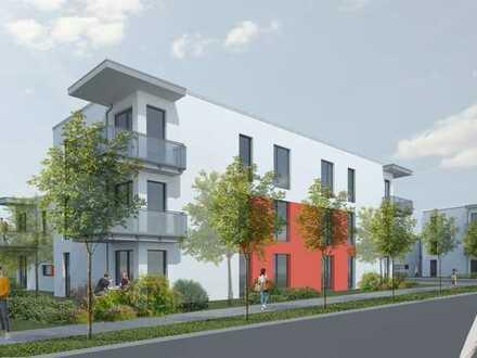 ++ERSTBEZUG NOVEMBER 2021++ Neue 2-R-Wohnung mit Balkon, Keller, Rollläden, Kfw 55 etc.