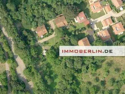 IMMOBERLIN: Sensationelles Baugrundstück in sehr gefragter Toplage