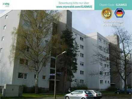Top renovierte 4-Zimmer-Wohnung nahe Frankencenter!