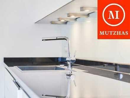MUTZHAS - Schöne Erdgeschosswohnung mit Garten in sehr ruhiger und schöner Lage von Moosach