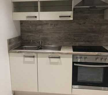 Vollständig renovierte 2-Zimmer-Wohnung mit EBK in Aschaffe