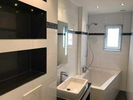 +Hochwertig sanierte 2 Zimmer-Wohnung in guter Lage+ca. 48 QM+neues Badezimmer+Gartenmitbenutzung+