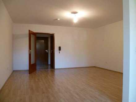Gepflegte 1-Zimmer-Erdgeschosswohnung mit Loggia in Schweinfurt