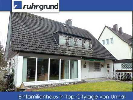 Einfamilienhaus in Top- Citylage von Unna!