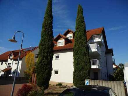Schöne ETW mit Balkon in grüner und ruhiger Wohnlage, nähe Maudacher-Bruch!
