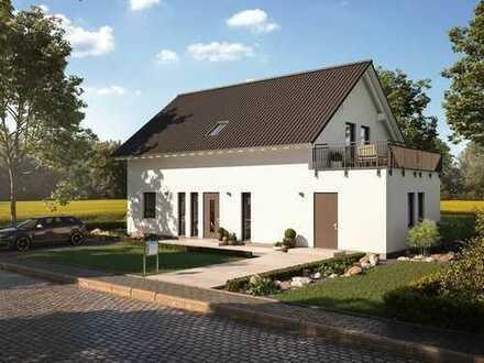 Ihr neuer Lifestyle auf 1400 qm Grundstück und mehr als 180 qm Hausfläche