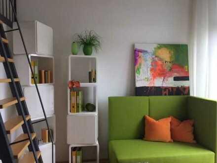 1,5 Zimmer Galerie Wohnung Studiosus 2