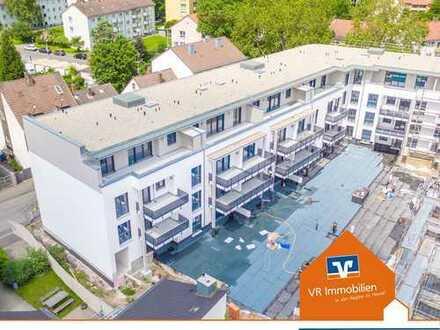 NEUBAU ERSTBEZUG Modernes Wohnen im Zentrum von Aschaffenburg