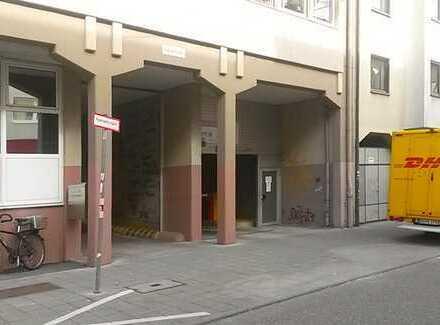 Motorradstellplätze zu vermieten in unserem Parkhaus in der Sophienstr.