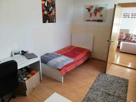 Möbliertes 14qm Zimmer in 2er WG mit zentraler Lage! Ca. 7 min zur Innenstadt & zum Bahnhof - perfek