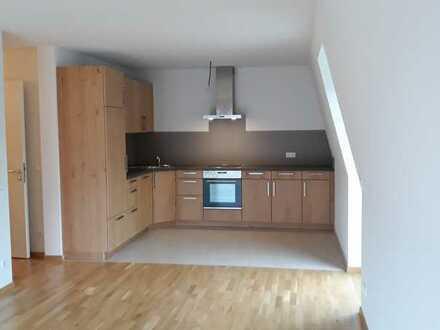 3-Zimmer-Penthouse-Wohnung in Horb mit 63qm großer Dachterrasse