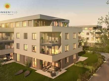 Wohnpark Sonnenfeld, 1. OG, 2-Zimmer, Wohnung 19