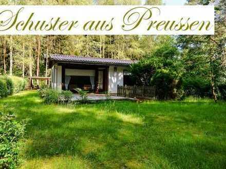 Schuster aus Preussen - Sommerfeld / Kremmen - Erfreu Dich der Ruhe, allein im Wald - zwei Freize...