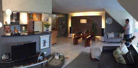 3-Zimmer-Maisonette-Wohnung mit Balkon und EBK in Bergheim Quadrath