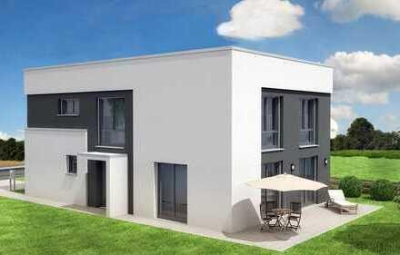 MODERNES freist. Einfamilienhaus mit tollem Ausblick ca. 150 m², 5 Zimmer, Garten und Garage