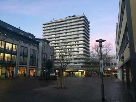 Exklusive 4-Zimmer-Wohnung am Marktplatz in Lörrach mit EBK und Balkon