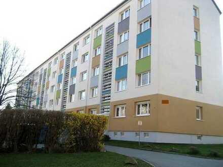 Helle 2 Raum Wohnung mit Blick ins Grüne