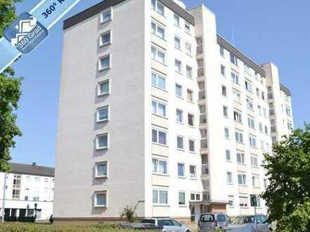 Gepflegte 2-Zimmer-Eigentumswohnung mit Loggia in Euskirchen