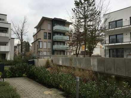 Moderne ca. 96 m² Wohnung in Oberrad - mit Terrasse + EBK - TOP Anbindung