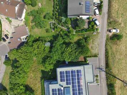 Baugrundstück in guter Nachbarschaft - Hier will man wohnen!