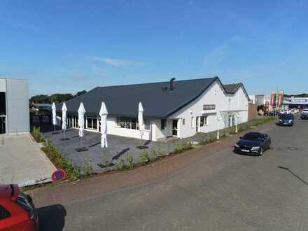 125 - 1000 m² Gastronomiefläche im Zentrum von Brüggen