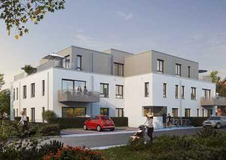 Moderne Neubauwohnung mit 2 Terrassen!