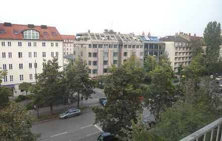 Möblierte 1-Zimmer-Wohnung mit EBK in Neuhausen, München
