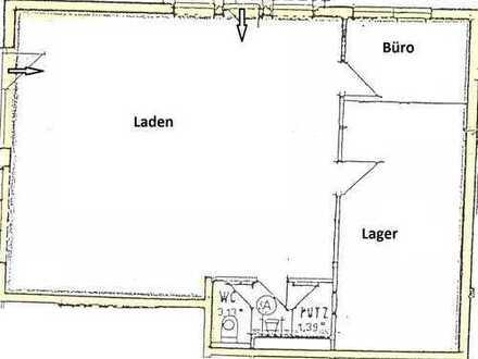 Ladenlokal / Büro FR-Hochdorf - ZU VERMIETEN -