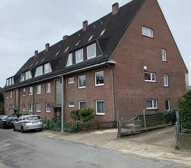 Gepflegte 4-Zimmer-Maisonette-Wohnung mit Balkon und EBK in Bremen - Lesum zum 01.01.20