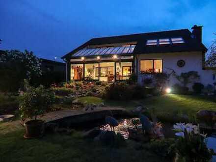Stilvolles Haus- und Gartenparadies
